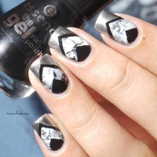 essence black is back + marmor and silver triangles(14)