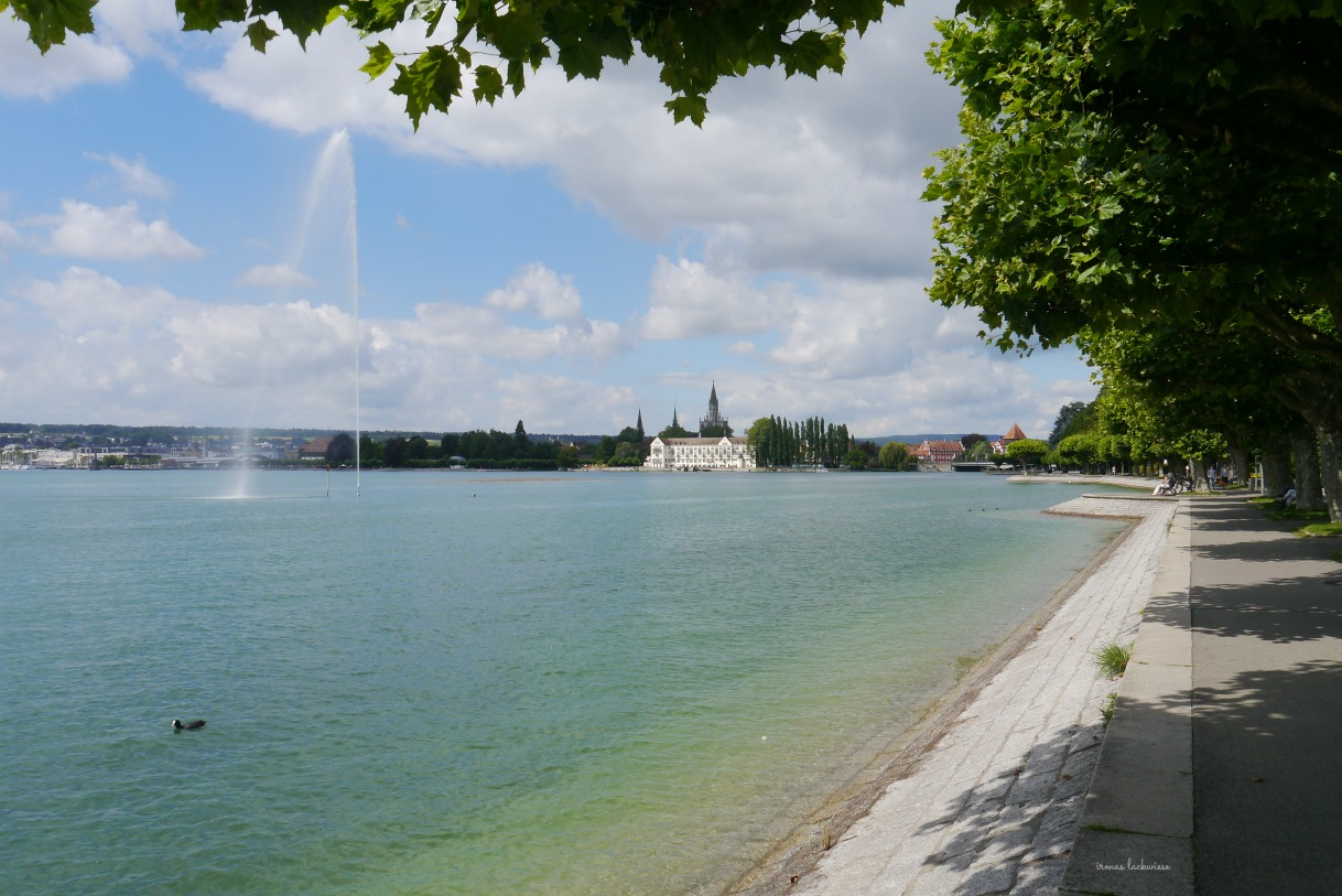 Goldener Strand Am Bodensee Irmas Lackwiese