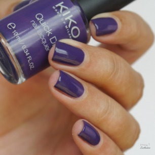 kiko quick dry 828 periwinkle purple (7)