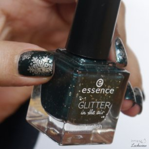 essence born to sparkle (12) + snowflakes
