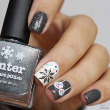 nailart winterblume (7)