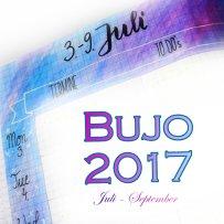 bujo juli bis september 2017 (insta
