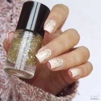 essence dream on + glitter gradient(5)