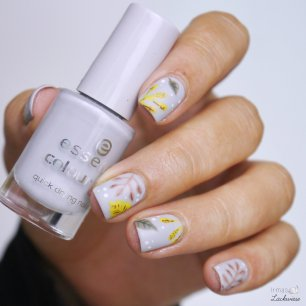 essence got a secret + herbstlaub nailart (6)