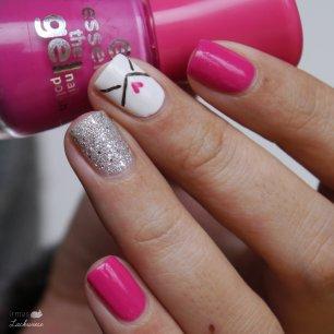 valentines nailart (1)