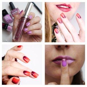 lack und lippi gradient collage