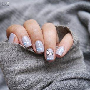 bunny nailart (6)
