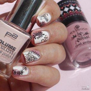 floral nail art (6)