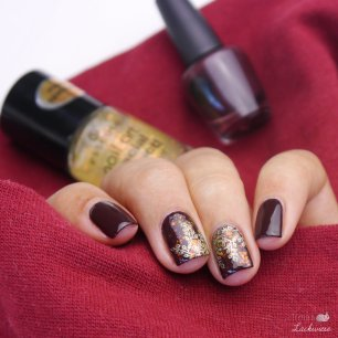 flakie autumn fall nailart (8)