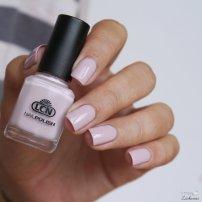 lcn creme pink + fall glitter nailart (5)