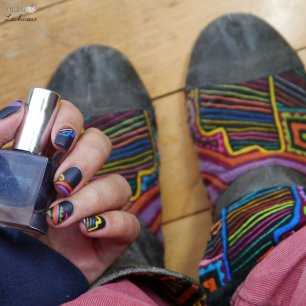 shoe nailart (10)